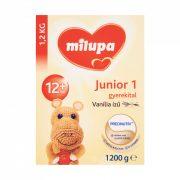 Milupa Junior 1 vanília ízű gyerekital 12 hó+ (1200 g)