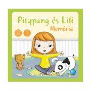 Pitypang és Lili memória játék