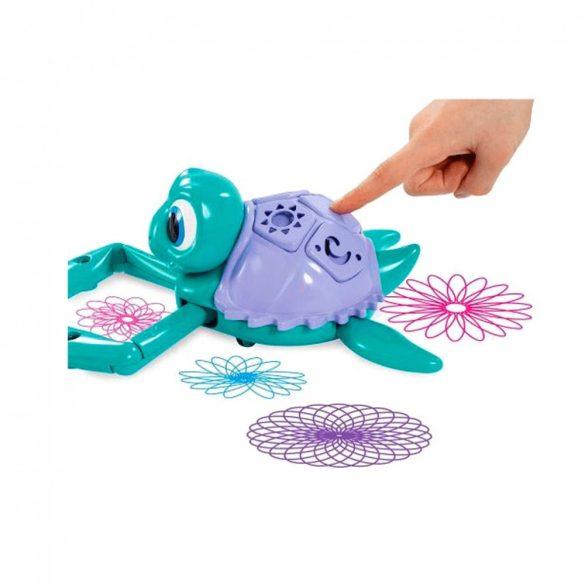 Crayola Pörgő-forgó teknőc rajzmágus