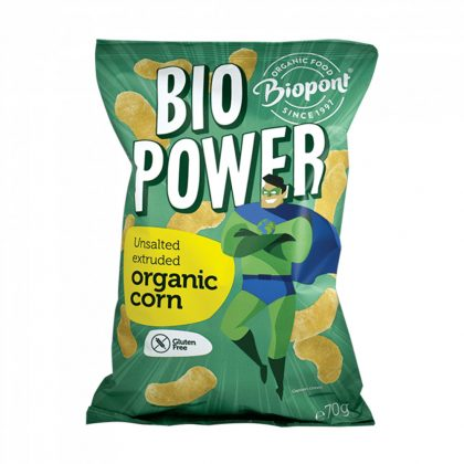 Biopont Bio power kukorica - sótlan (70 g)