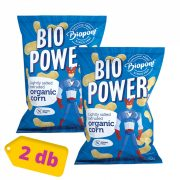 Biopont Bio power kukorica - sós (2x70 g)