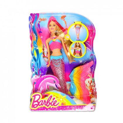 Barbie Szivárvány sellő Barbie