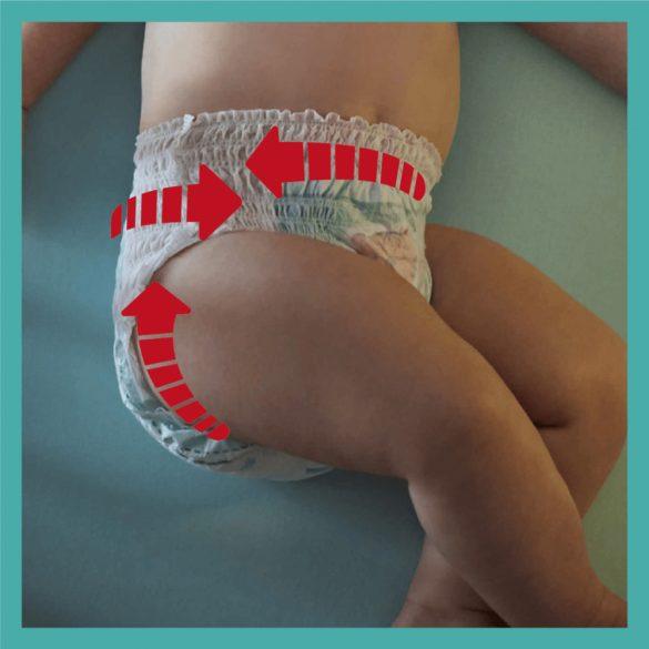 Pampers Pants bugyipelenka, Maxi 4, 9-15 kg, HAVI PELENKACSOMAG 176 db + AJÁNDÉK Pampers Pure kókuszos törlőkendő 42 db