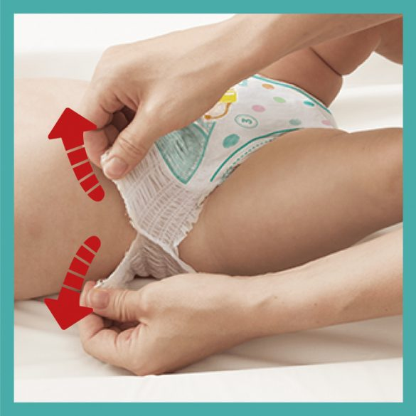 Pampers Pants bugyipelenka, XL 6, 15 kg+, 1+1, 264 db