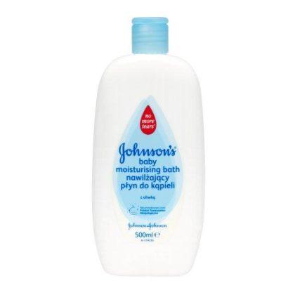 Johnson's hidratáló babafürdető, 500 ml