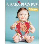A baba első éve - Hello Baby könyv