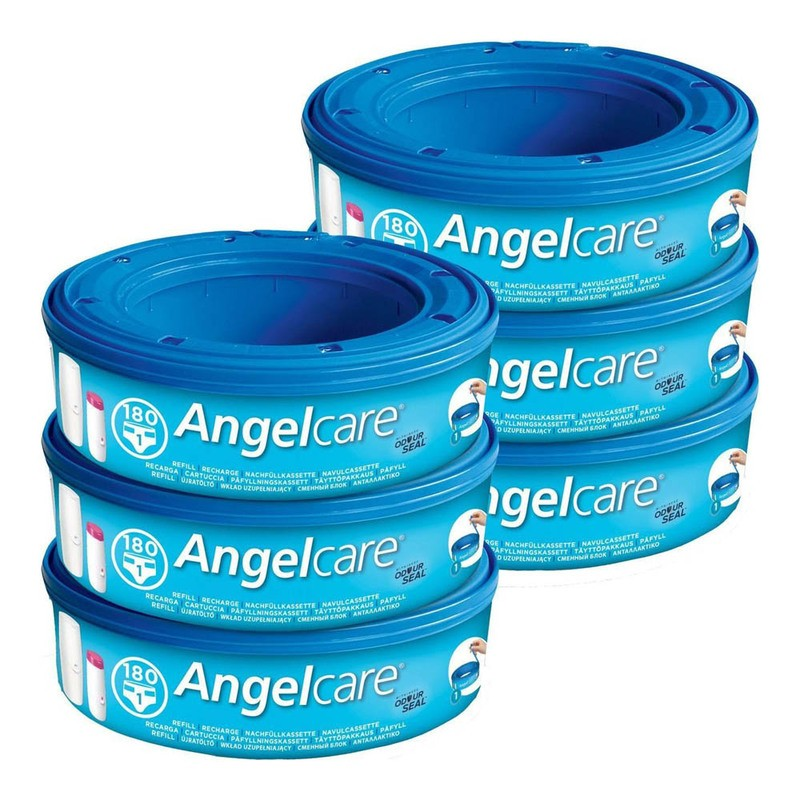 Angelcare pelenka kuka utántöltő 6db-os b901859330