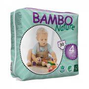 Bambo Nature öko pelenka, Maxi 4, 7-18 kg, 30 db