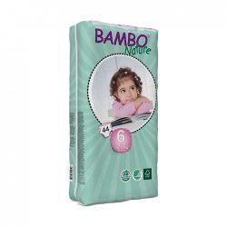 Bambo Nature ökopelenka, XL 6, 16-30 kg, 44 db