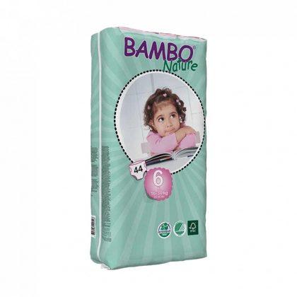 Bambo Nature öko pelenka, XL 6, 16-30 kg, 44 db