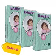 Bambo Nature öko pelenka, XL 6, 16-30 kg, HAVI PELENKACSOMAG 3x44 db