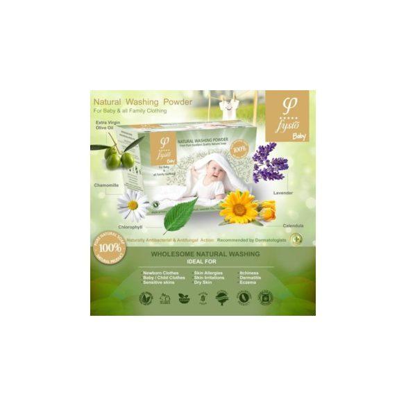 Fysio természetes mosópor 600 g
