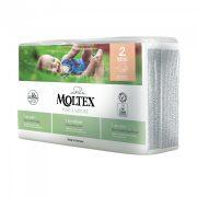 MOLTEX Pure&Nature öko pelenka, Mini 2, 3-6 kg, 38 db