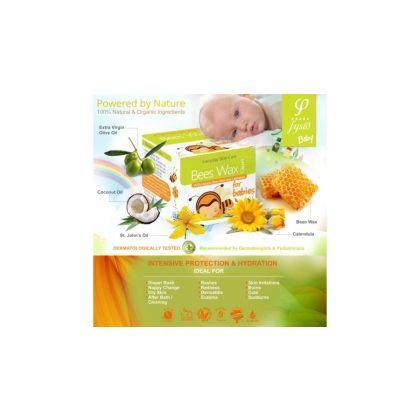 Fysio hidratáló méhviasz krém kisbabáknak 50 ml