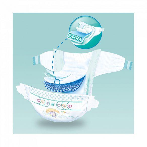 Pampers Active Baby pelenka, Maxi 4, 9-14 kg, 1+1, 348 db