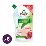 Frosch folyékony szappan utántöltő gránátalmával 6x500 ml