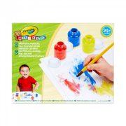 Crayola Mini Kids lemosható festőkészlet kicsiknek