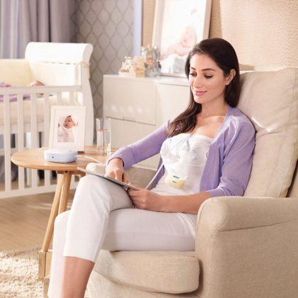 KIFUTOTT Philips Avent SCF301/02 Easy Comfort elektromos mellszívó