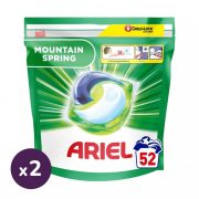 Ariel Mountain Spring mosókapszula (2x52 db)
