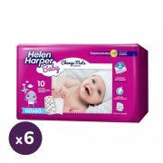 Helen Harper Baby eldobható pelenkázó alátét 6x10 db