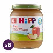 Hipp BIO alma, 4 hó+ (6x125 g)