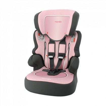 Nania Beline SP autósülés 9-36 kg - Pink
