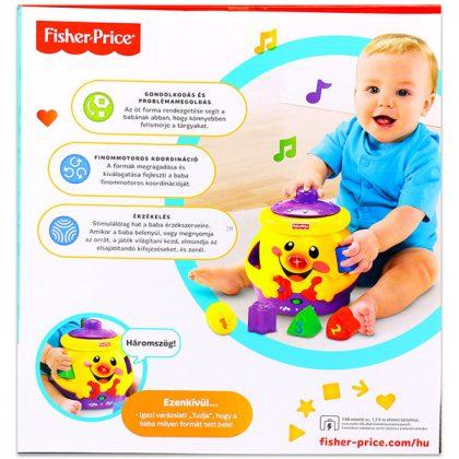 Fisher-Price: Sütifaló Kincsesbödön
