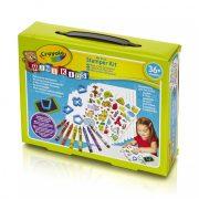 Crayola Mini Kids nyomdázó készlet