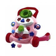 Chicco TILI-TOLI bébi készségfejlesztő játék (rózsaszín)