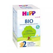 Hipp 2 BIO tejalapú, anyatej-kiegészítő tápszer 6 hó+ (600 g)