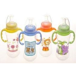 BabyBruin cumisüveg fogóval 240 ml