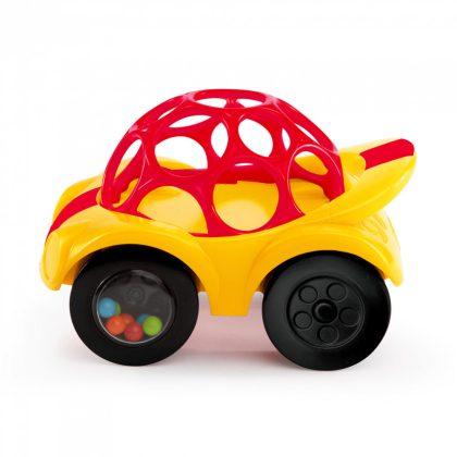 Oball játék autó - piros (0 hó+)