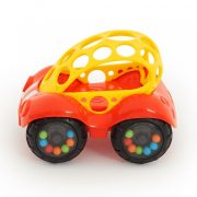 Oball játék autó - narancssárga (0 hó+)