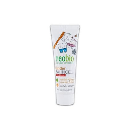 Neobio fluoridmentes gyermekfogkrém (50 ml)