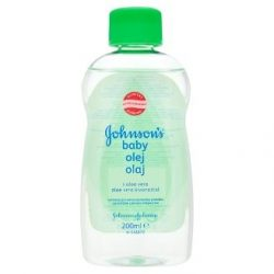 Johnson's babaolaj, aloe vera kivonattal, 200 ml