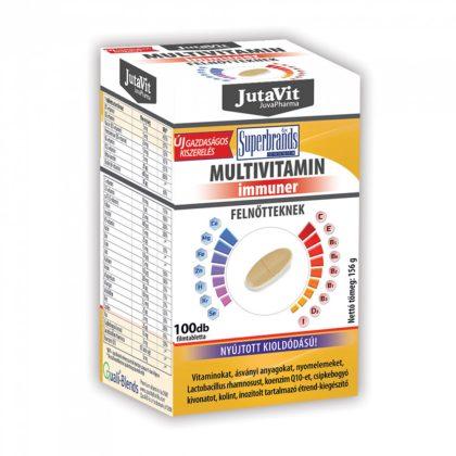 Jutavit Multivitamin immuner felnőtteknek (45 db)