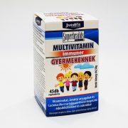 Jutavit Multivitamin rágótabletta gyerekeknek  (45 db)