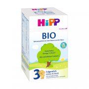 Hipp 3 BIO tejalapú, anyatej-kiegészítő tápszer 10 hó+ (600 g)