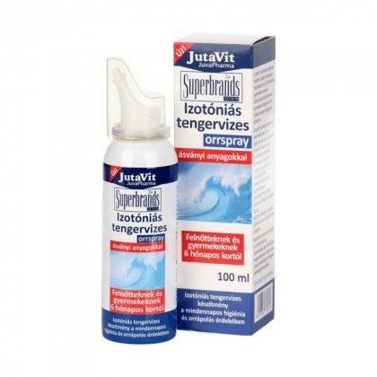 JutaVit izotóniás tengervizes orrspray 6 hó+ (100 ml)