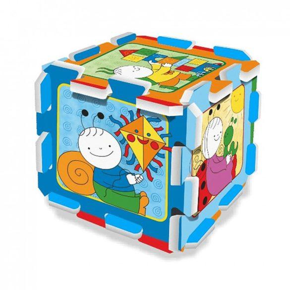 Bogyó és Babóca szivacs puzzle