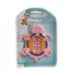Baby Bruin vízhőmérő - pink teknős