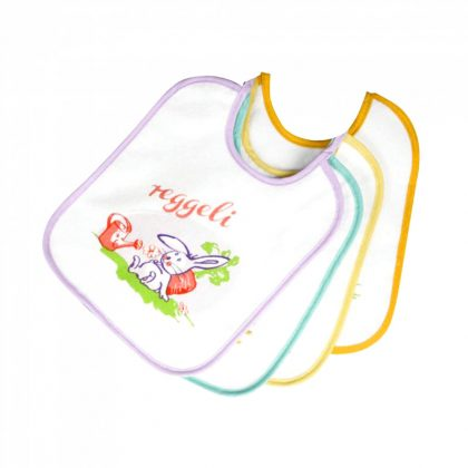 BabyBruin textil előke (3+1 db)
