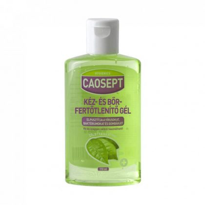Caosept kéz- és bőrfertőtlenítő gél 110 ml