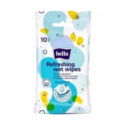 Bella antibakteriális törlőkendő (10 db)