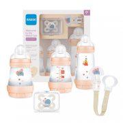 MAM Ajándékszett újszülötteknek (rózsaszín)