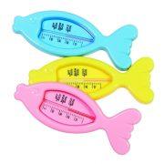 BabyBruin halacskás vízhőmérő (rózsaszín)
