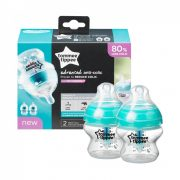 Tommee Tippee Advanced anti colic cumisüveg duo 2x150 ml (türkiz)