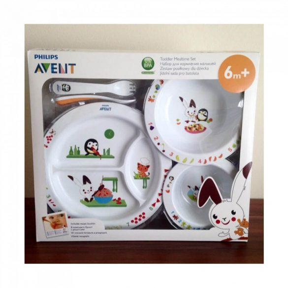 Avent SCF716/00 Étkezőszett
