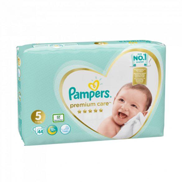 Pampers Premium Care pelenka, Junior 5, 11-16 kg, 44 db-os