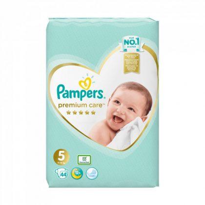 Pampers Premium Care pelenka, Junior 5, 11-16 kg, 44 db